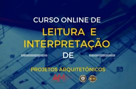 Curso online de Leitura e Interpretação de Projetos Arquitetônicos - Gestor de Obras & AM Cursos