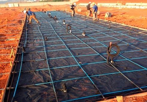 f2 - radier instalações e cordoalhas
