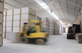 Trevo Drywall conquista certificação ABNT